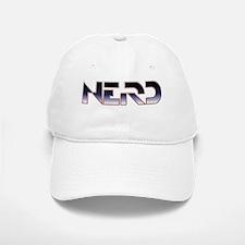 Nerd-Elite-dark Baseball Baseball Cap