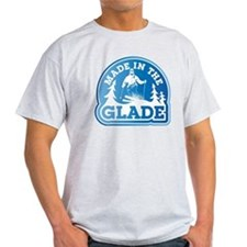 made in the glade blue T-Shirt