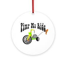 Pimp My Ride Ornament (Round)