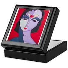 Inner Peace Keepsake Box