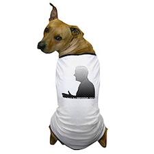 paul_outlinedimage_bw Dog T-Shirt
