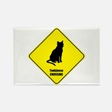 Tonkinese Crossing Rectangle Magnet