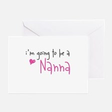 I'm going to be a Nanna Greeting Cards (Package of