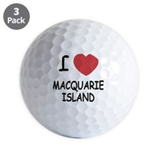 MACQUARIE_ISLAND Golf Ball