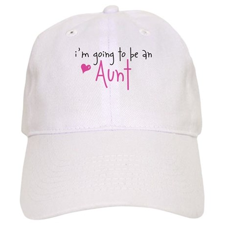 I'm going to be an Aunt Cap