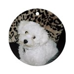 SOPHIE 'HERE'S LOOKING AT YOU' ORNAMENT (ROUND)
