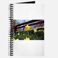 Flowery Fence Journal