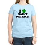 I Love Saint Patrick Women's Light T-Shirt