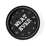 Weird Basic Clocks