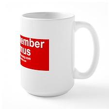 Dogs Against Romney- remember seamus Mug
