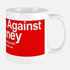 Dogs Against Romney Small Small Mug