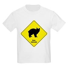 Manx Crossing Kids T-Shirt
