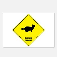 Munchkin Crossing Postcards (Package of 8)