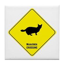 Munchkin Crossing Tile Coaster