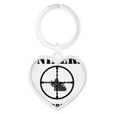 Art_snipers_get more head1 Heart Keychain