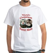 World's Greatest Ferret Mom Shirt