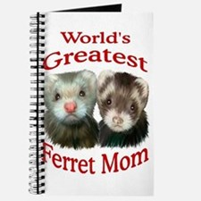 World's Greatest Ferret Mom Journal