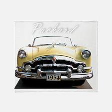 Packard.54 Throw Blanket