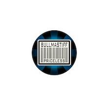 Bullmastiff - Priceless Mini Button