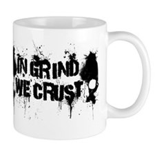 IN-GRIND-WE-CRUST-4-GIRLIE Mug