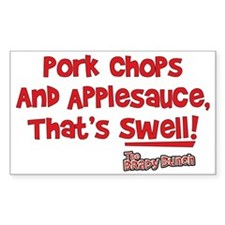 pork-chops-and-applesauce Decal