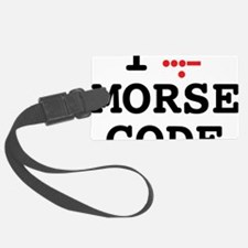 ILoveMorseOL Luggage Tag