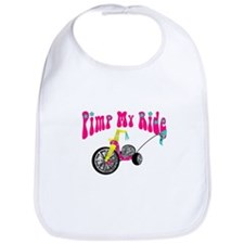 Pimp Her Ride Bib
