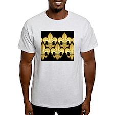 FleurWDgoldBpKindleS T-Shirt