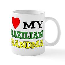 I Love Brazilian Grandma Mug