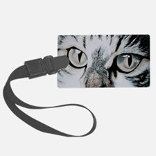 Cats Eyes Luggage Tag