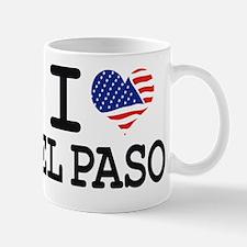 I LOVE EL PASO Mug