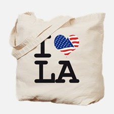 I LOVE LA - LOS ANGELES Tote Bag