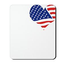 I LOVE LA - LOS ANGELES Mousepad