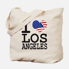 I LOVE LOS ANGELES Tote Bag
