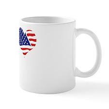 I LOVE INDIANAPOLIS - white Mug