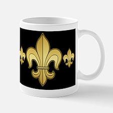 FleurWDgoldBkmp Mug