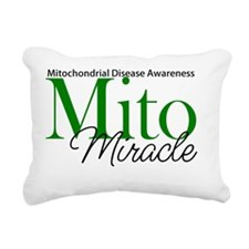 Mito Miracle Rectangular Canvas Pillow