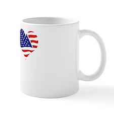 I LOVE SEATTLE - white Small Mug