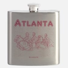 Atlanta_10x10_StoneMountain_Red Flask