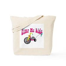 Pimp Her Ride Tote Bag