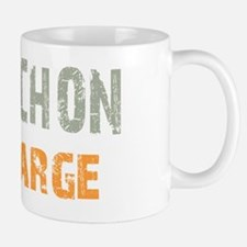 inchargecavachon_black Mug
