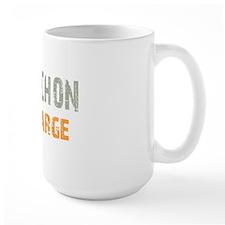 inchargecavachon_black Mug