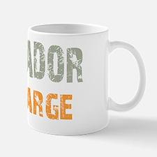 inchargelabrador_black Mug