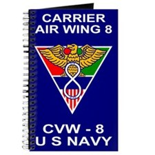 Carrier Air Wing 8<BR>Personal Log Book