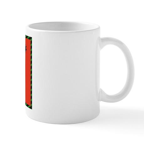 Cherokee Nation Oklahoma Mug