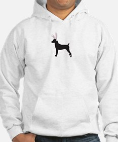 Toy Fox Bunny Hoodie