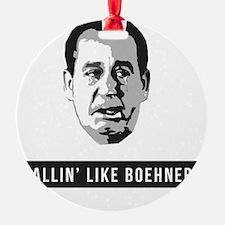 boehner-ballin Ornament