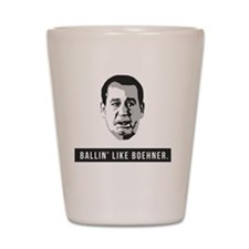 boehner-ballin Shot Glass