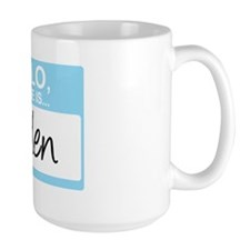 HelloMyNameIs...Aiden Mug
