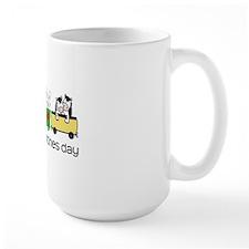 my 1st valentines day train Mug